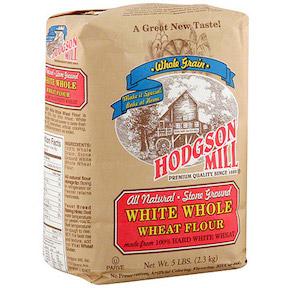 Hodgson Mill White Whole Wheat Flour