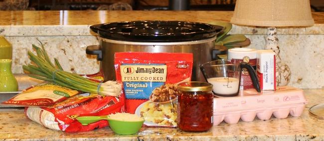 jimmy breakfast casserole