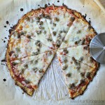 Cauliflower-Crust-Pizza-Sausage-