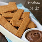 Honey Graham Sticks